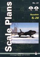 Scale Plans - Ilyushin IL-28