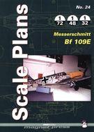 Scale Plans - Messerschmitt Bf-109 E