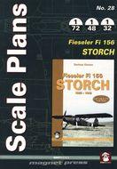 Scale Plans - Fieseler Fi 156 STORCH