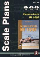 Scale Plans - Messerschmitt Bf 109F