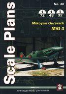 Scale Plans - Mikoyan Gurevich MiG-3