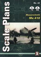 Scale Plans - Messerschmitt Me 410