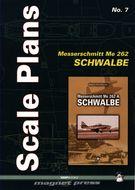 Scale Plans - Messerschmitt Me 262 SCHWALBE