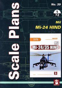 Scale Plans: Mil Mi-24 HIND (No. 39)