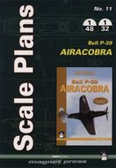 Scale Plans - Bell P-39 Airacobra