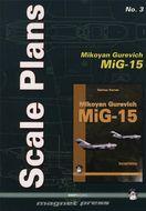 Scale Plans - MiG-15