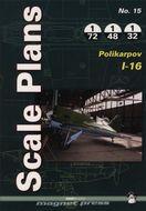 Scale Plans - Polikarpov I-16