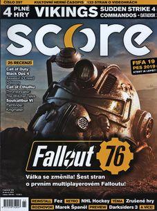 Score + DVD - predplatné