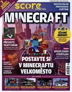 SCORE Speciál 7/2017 - Průvodce světem Minecraft
