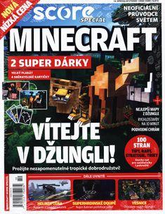 SCORE Speciál 12/2019 - Průvodce světem Minecraft