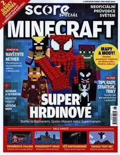 SCORE Speciál 8/2017 - Průvodce světem Minecraft