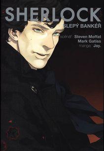 Sherlock - Slepý bankéř