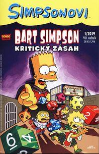 Simpsonovi - Bart Simpson 01/2019: Kritický zásah