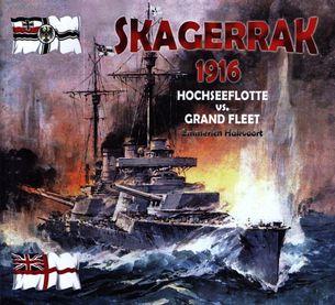 Skagerrak 1916 - Hochseeflotte vs. Grand Fleet