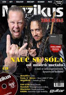 Škola metalu - pre predplatiteľov časopisu Muzikus (kniha+CD)