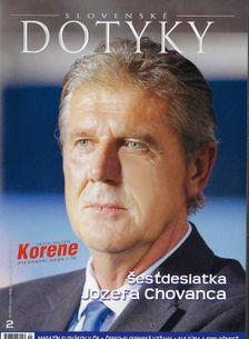 Slovenské dotyky - predplatné