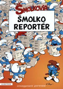 Šmolkovia - Šmolko reportér
