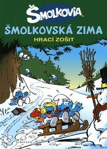 Šmolkovia - Šmolkovská zima: hrací zošit
