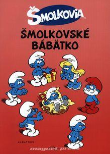 Šmolkovia - Šmolkovské bábätko