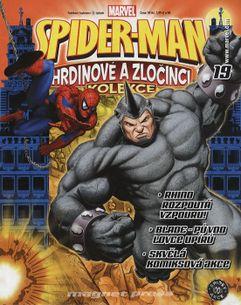 Spider-Man hrdinové a zločinci č.19