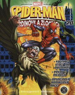 Spider-Man hrdinové a zločinci č.20