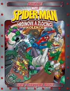 Spider-Man hrdinové a zločinci - kolekce