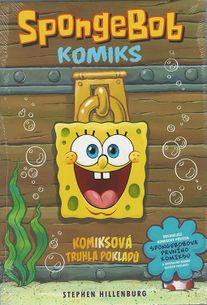 SpongeBob - komiksová truhla pokladů