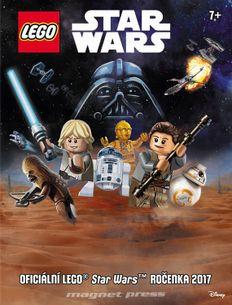Lego Star Wars - Oficiální ročenka 2017