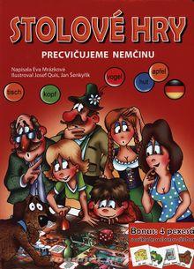 Stolové hry - Precvičujeme nemčinu