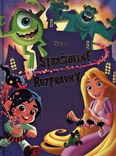Disney - Strašidelné rozprávky