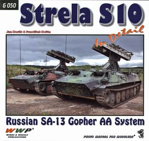 Strela S10 in Detail - Russian SA-13 Gopher AA System
