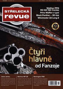 Střelecká revue - predplatné