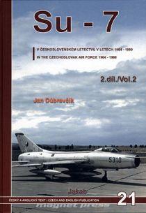 Su-7 v československém letectvu v letech 1964-1990 - 2.díl