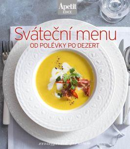 Sváteční menu - kuchařka z edice Apetit