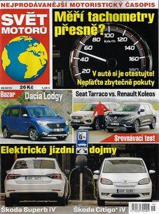 Svět motorů - predplatné