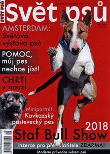 Svět psů - predplatné