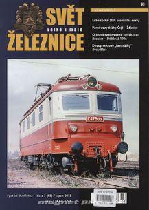 Svět velké i malé železnice č. 55/2015