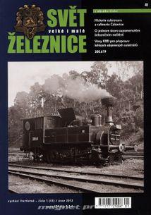 Svět velké i malé železnice 41/2012