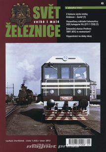 Svět velké i malé železnice 45/2013