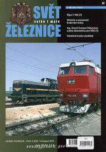 Svět velké i malé železnice č. 52/2014