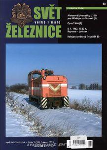Svět velké i malé železnice č. 53/2015