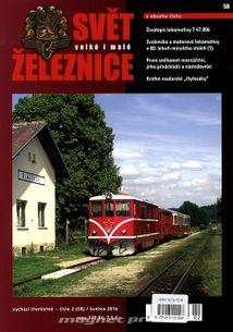 Svět velké i malé železnice č. 58/2016