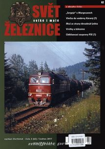 Svět velké i malé železnice č. 62/2017