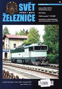 Svět velké i malé železnice 68/2018