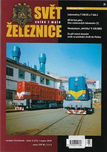 Svět velké i malé železnice č.71/2019