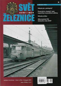 Svět velké i malé železnice č.72/2019