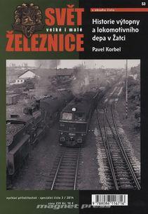 Svět velké i malé železnice špeciál 3/2014