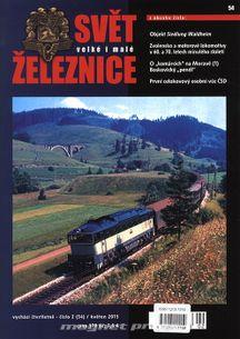 Svět velké i malé železnice č. 54/2015