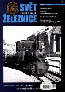 Svět velké i malé železnice č. 56/2015