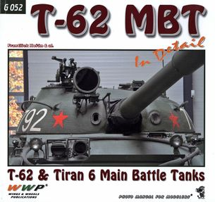 T-62 MBT in Detail